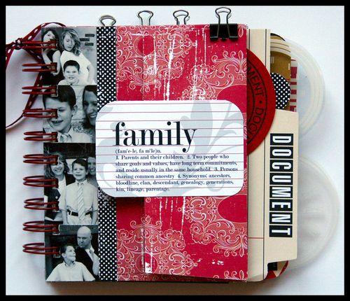 Documented Envelope album front 1