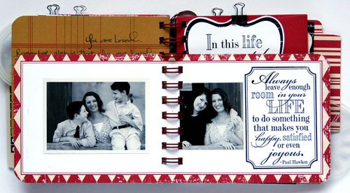 Documented Envelope album page 7