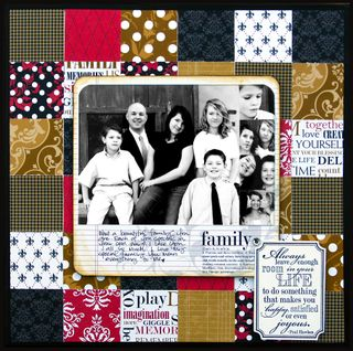 Family wall hanging 2