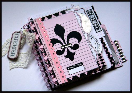Journal It Girl Album 2