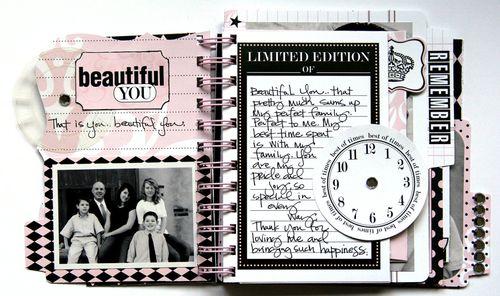 Journal It Girl Album 3