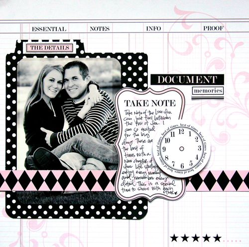 Journal It Girl The details Jared and Jenna